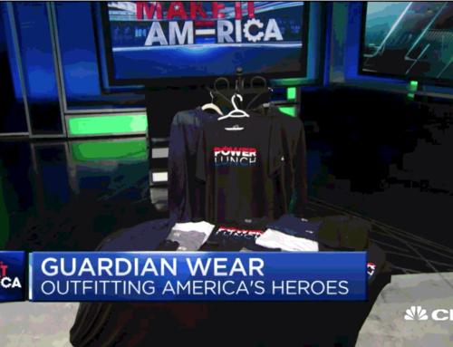 Guardian Wear outfitting America's heroes