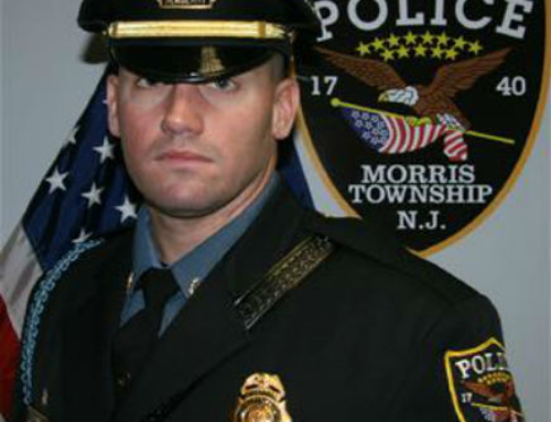 Even on vacation, NJ officer saves drowning tot's life